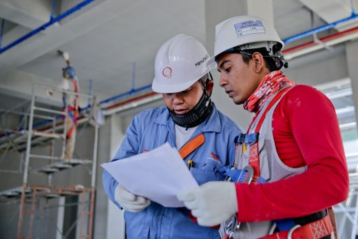 Best practices to improve construction site safety