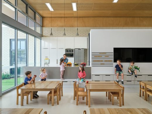 Burgmann Anglican School - Early Learning Centre interior