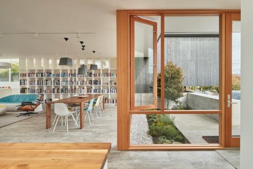 Artist Residence Capitol Hill Seattle by Heliotrope Architects
