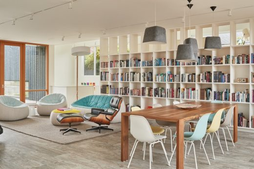 Artist Residence Capitol Hill Seattle design by Heliotrope Architects