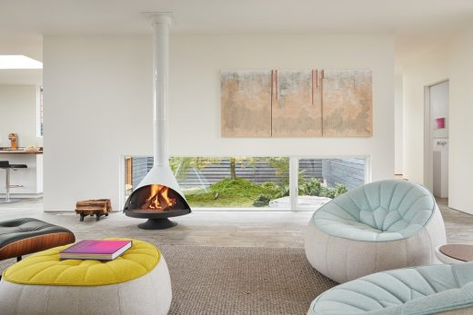 Seattle home design by Heliotrope Architects