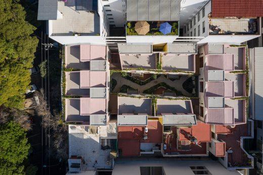 Casa Jardin Escandon México