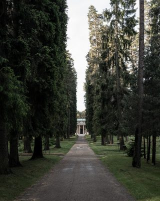 Chapel of Resurrection, The Woodland Cemetery, Stockholm