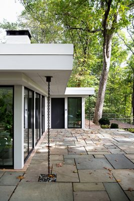 Connecticut Mid-century Weekend House