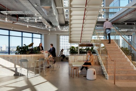 Cox Architecture for Eagle Workplace