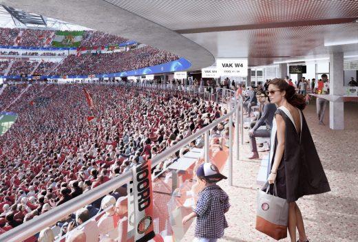 Feyenoord Stadium Rotterdam