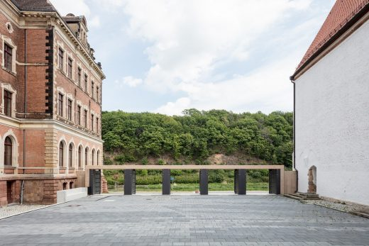 Flood protection as an urban design, Grimma, Germany