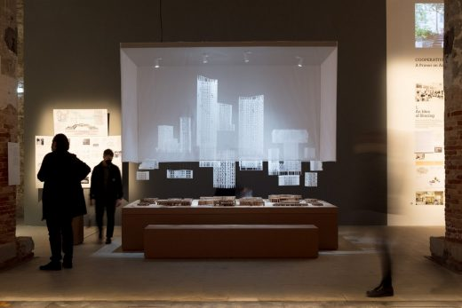 Home Ground, Alison Brooks Architects in Venice