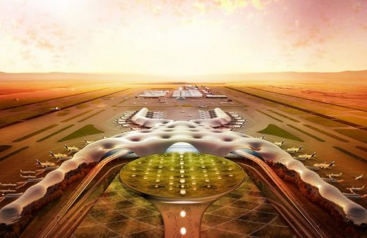 International Airport For Mexico by FR-EE