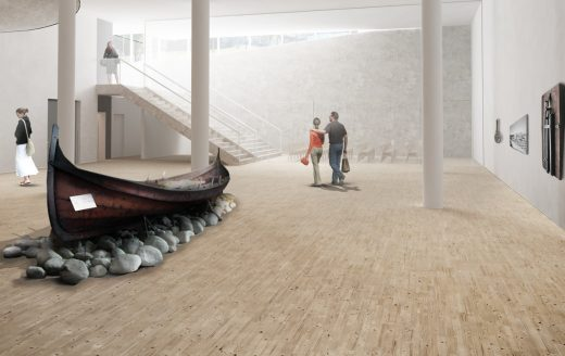 Kristiansund Operahouse and Culture Centre, Norway