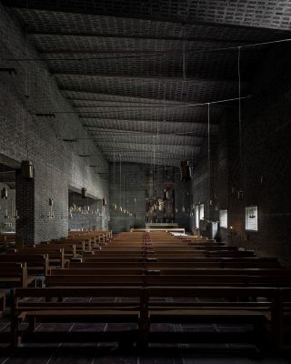 Markuskyrkan, Björkhagen, Sweden interior