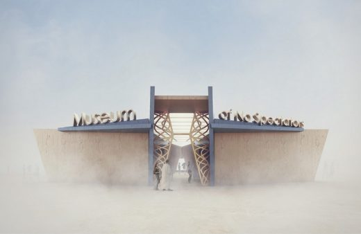 Museum Of No Spectators by Form4 Architecture