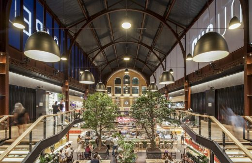 Nice Gare Du Sud – Station Hall by Enia architectes