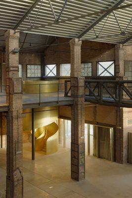 Oliva Artés Museum, Barcelona, Spain. BAAS arquitectura