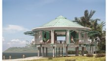 Palmar by Doel Fresse Shelter Competition by arch out loud