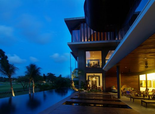 Singapore luxury house design