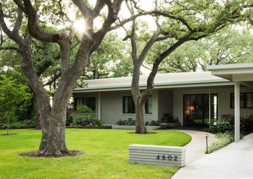 Ridge Oak Residence Austin