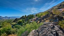 Sexy Palm Springs Compound Sells
