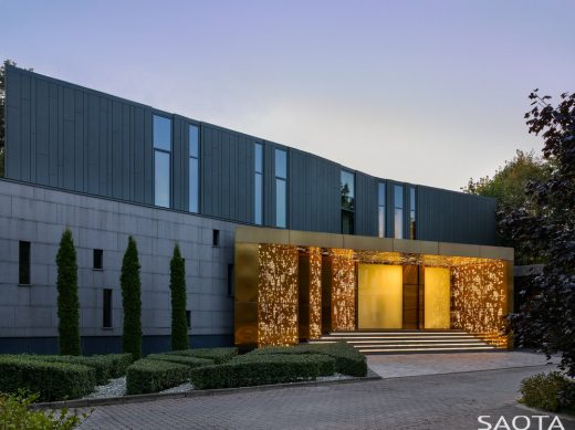 Silver Pine House Moscow