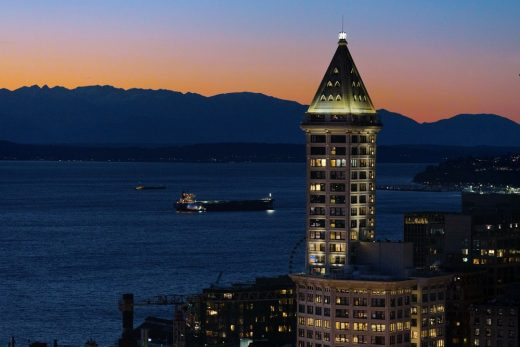 Smith Tower Penthouse Seattle