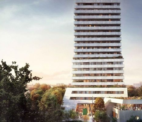 The Bunker Apartment Tower Eindhoven