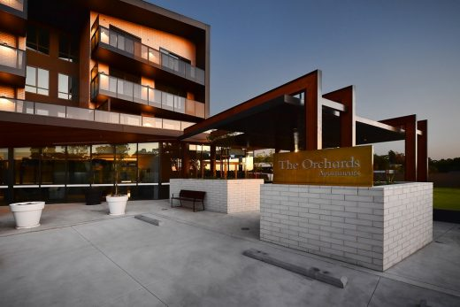 The Orchards Homes Melbourne