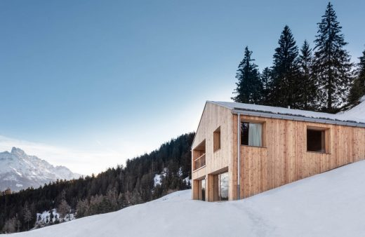 Whitepod, Suites-Chalets by Montalba Architects