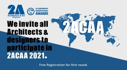 2A Continental Architectural Awards 2021