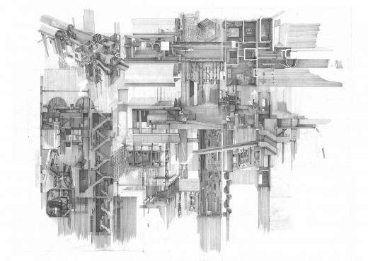 Apartment #5, a Labyrinth and Repository of Spatial