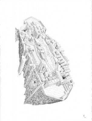Architecture Drawing Prize 2021 Marc Brousse