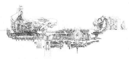 Architecture Drawing Prize 2021 Matthew Poon