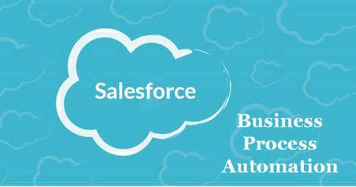 Automate business processes with salesforce guide