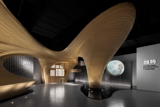 Cave Dwelling Exhibition Shaanxi Province