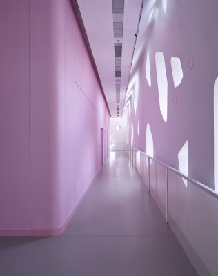 The CentralRing Gallery, Hefei, China by Studio A+