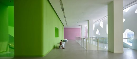 The CentralRing Gallery, Hefei, China