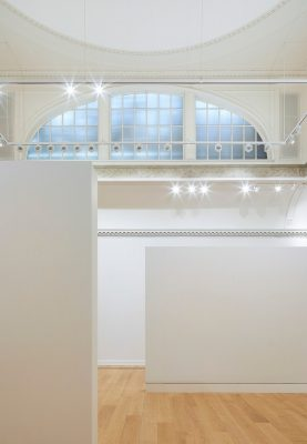 The Courtauld Institute of Art London LVMH Great Room interior