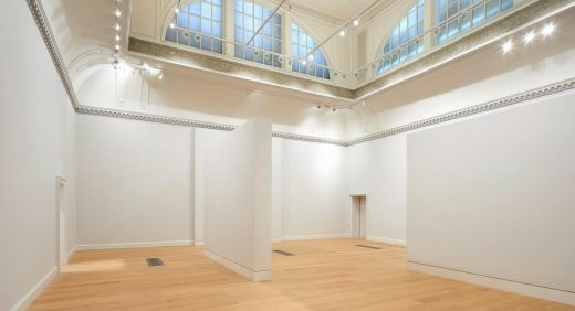 The Courtauld Institute of Art London LVMH Great Room