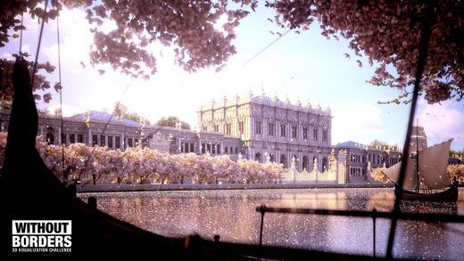 Without borders Challenge Third placeDolmabahce Palace by Kay John Yim