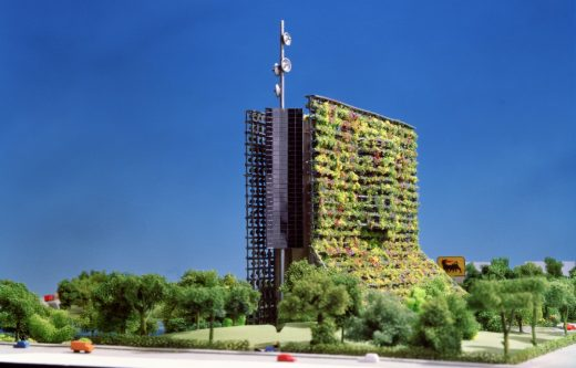 ENI headquarters Rome, Italy green building
