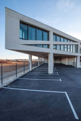 Equation Office Building Montpellier