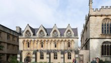 Exeter College Library University of Oxford