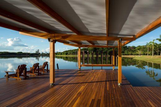 Floating Pavilion: Pavilhão Flutuante São Paulo