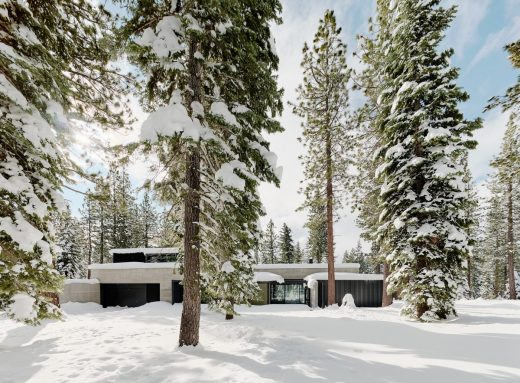 Forest House in Truckee, Nevada County