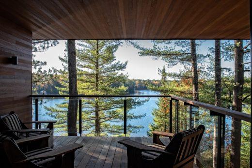 Lake of Bays Cottage Muskoka Ontario