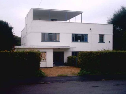 Modern Cambridge House 11 Wilberforce Road by David + MM Roberts