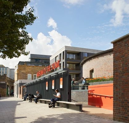 New Shoreditch building design by Wright & Wright Architects