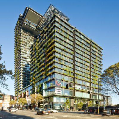 One Central Park Sydney building