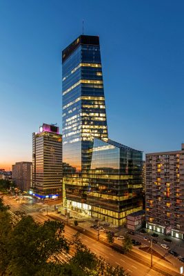 Q22 Office Building Warsaw