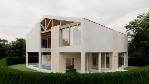 New Iran House design by MADO Architects