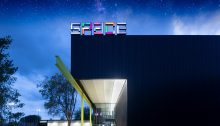 Space Studios Manchester film facility building